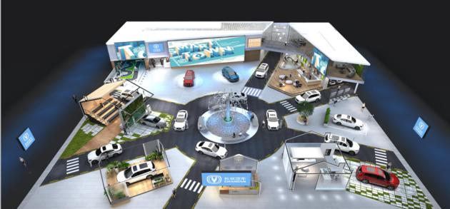 双外观+双联大屏 长安CS75 PLUS全球首秀