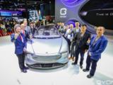 GYON首款旗舰车型发布 续航超500公里