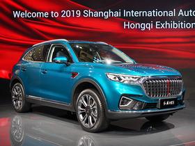 红旗HS5最中国风的SUV