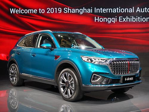 58秒看懂红旗HS5 最中国风的豪华SUV