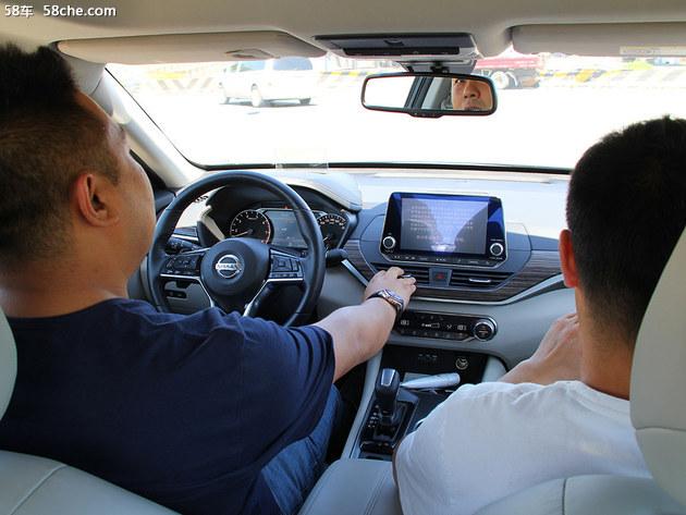 二手车商说新车 听他们怎么聊第七代天籁