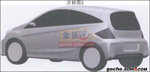 丰田Vanguard现身专利图 RAV4将推改款
