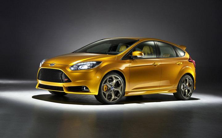 2012款福克斯已经到店 购车现金优惠2000元 高清图片