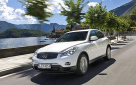 2011款英菲尼迪EX30d