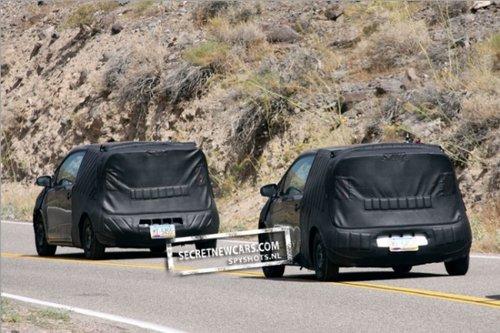 明年中期登场 大众系三款微型车全曝光