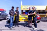 吉利壳牌润滑油车队2019丝绸之路拉力赛