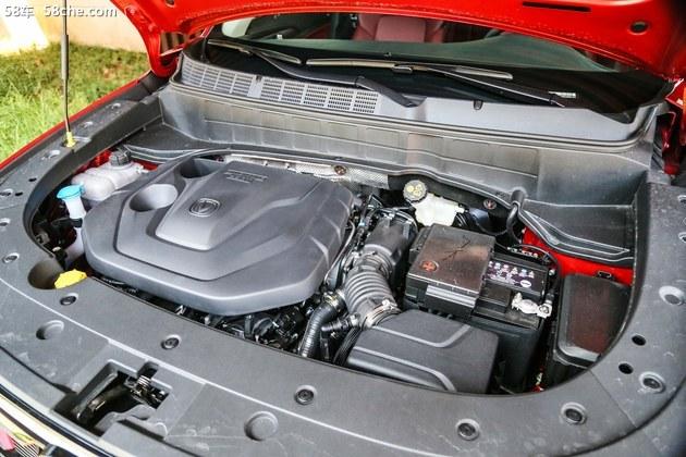买自主品牌车担心发动机?这款1.4T了解下