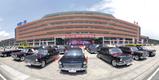 红旗L5领航 18台红旗收藏车巡游长春