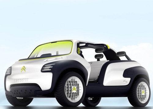 新一代C1雏形 雪铁龙Lacoste正式发布