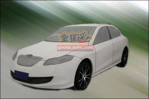 质量设计要求高 奇瑞中型车B16更多细节