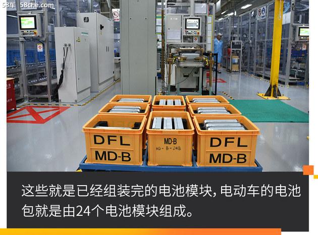 轩逸·纯电电池生产线探秘 做足安全功夫