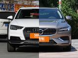 新款V60对比A4 allroad