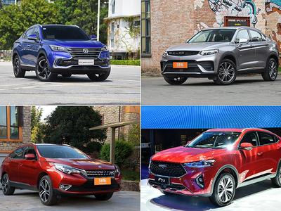 选择多了也纠结 四款轿跑SUV该怎么选?