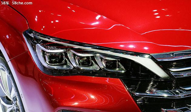 全新一代传祺GA6上市 售价10.88万起