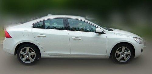 将于明年初进口 沃尔沃S60国内路试曝光