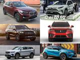 这些SUV都会在成都车展发布 买车不要急