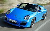 2011款保时捷911 Speedster