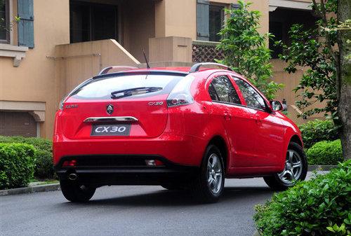 长安CX30试驾评测 长安汽车长安CX30试驾评测高清图片