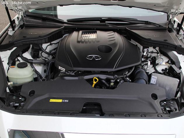 英菲尼迪Q50L 一个容易被遗忘的豪华车型