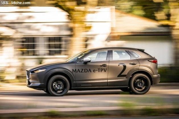 马自达确定首款纯电动车于东京车展发布