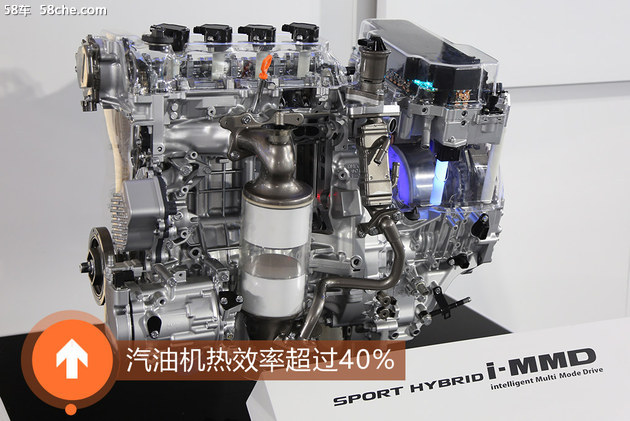 本田SPORT HYBRID e+体验 更像用纯电车