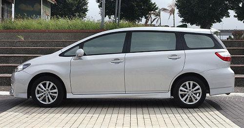 左舵登陆深圳 丰田WISH小霸王售32.2万