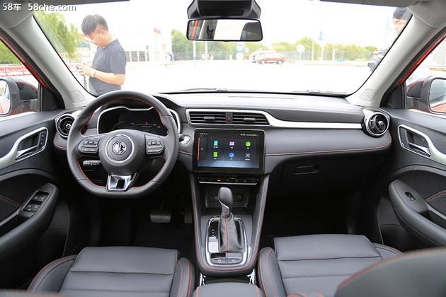 新名爵ZS L2自动驾驶体验 够智能/够安全