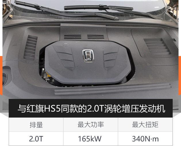 舒适又豪华的大五座SUV 试一汽奔腾T99