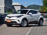 丰田C-HR:如此个性的小SUV,15万值么?