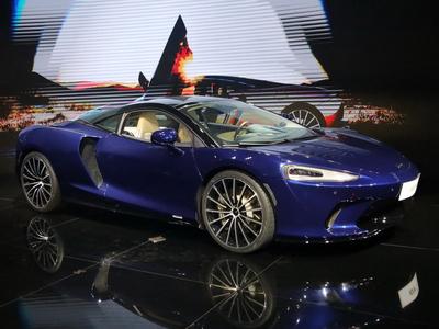 看准豪华GT跑车市场 全新迈凯伦GT发布