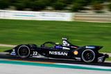 日产新外观设计赛车 再次出征Formula E