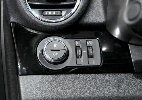 或国内投产 改款雪佛兰科帕奇亮相车展高清图片