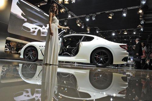 新款玛莎拉蒂 巴黎车展全球首发