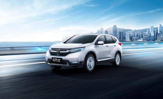 东风Honda CR-V耀目版和耀目版PLUS正式上市