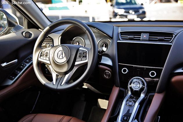 操控性能给高分 广汽讴歌RDX+CDX试驾