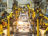 荣威i5在这里诞生 参观上汽郑州工厂