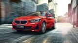 BMW 1系三廂轎車升級了 購車季來提車