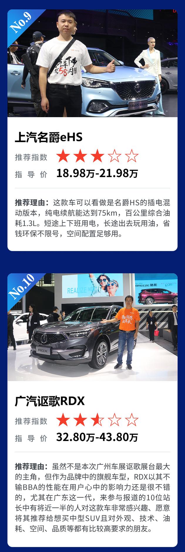 2019广州车展 最值得期待新车TOP 10