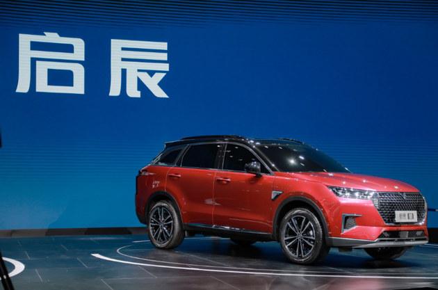 东风启辰专访:如何解读全新SUV启辰星?