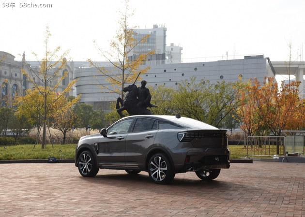 都是轿跑SUV/探岳Coupe与领克05谁更值?