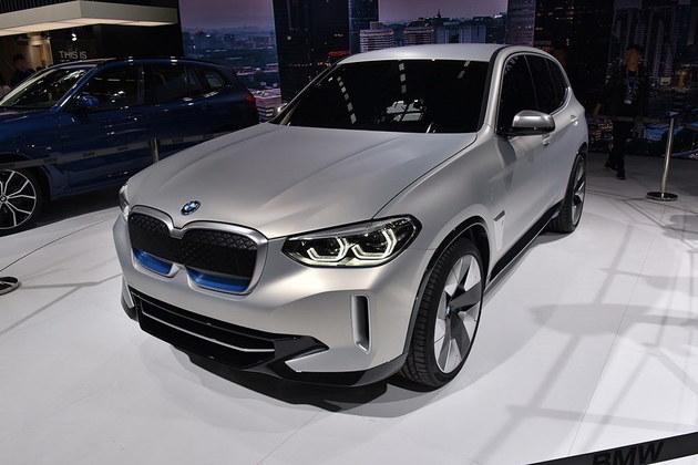 宝马2020年将发17款新品 加速电动化