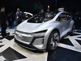 奥迪将推微型电动车 MEB Entry平台打造