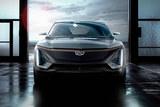 凯迪拉克或将于4月推出 首款中型纯电SUV