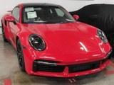 日内瓦车展首发 保时捷911 Turbo S曝光