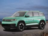基于MEB平台打造 大众或推出全新纯电SUV