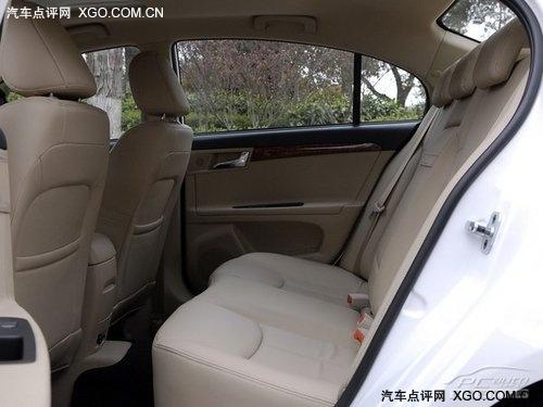 荣威安全性能解析 家用车安全配置盘点