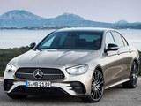 新款奔驰E级正式亮相 运动风格更加明显