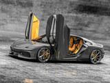科尼赛克首款四座车型 Gemera正式发布