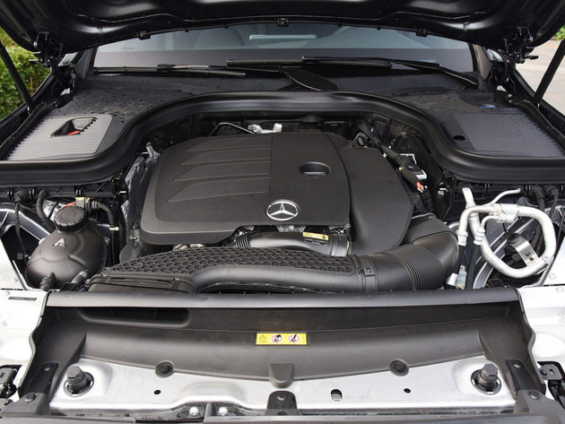 售价配置有调整 新款奔驰GLC L上市