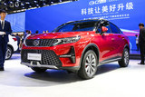 搭载1.5T发动机 传祺GS4 Coupe于5月上市